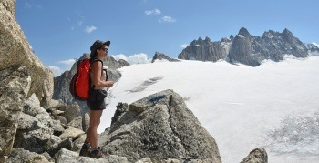 8 day individual self-guided walking around Mont Blanc